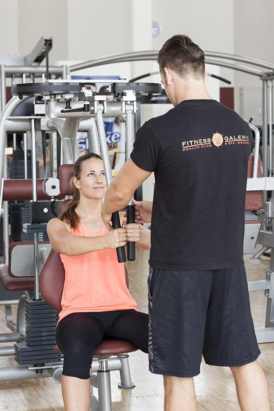 Kostenloses Kennenlern-Training in der Fitness Galerie Bremen - Neustadt
