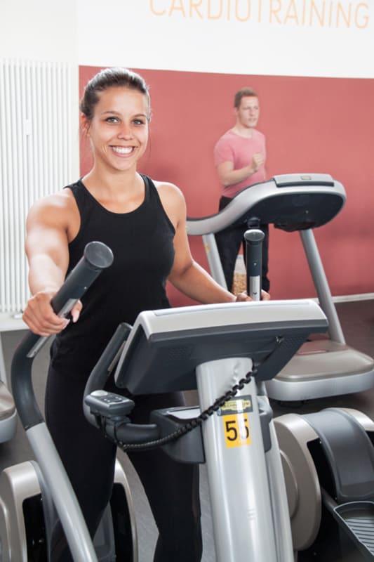Ausdauer- und Herz-Kreislauf-Training im Cardiobereich