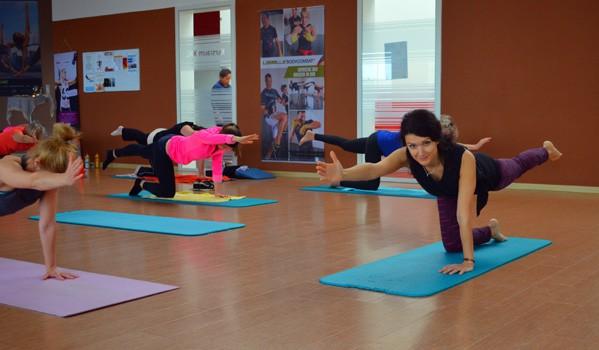 Pilates mit Alev