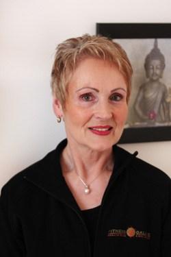 Rita - Energiearbeiterin im Fitness Galerie Team