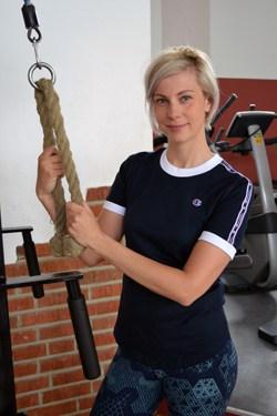 Anna - Duale Studentin und Trainerin im Fitness Galerie Team