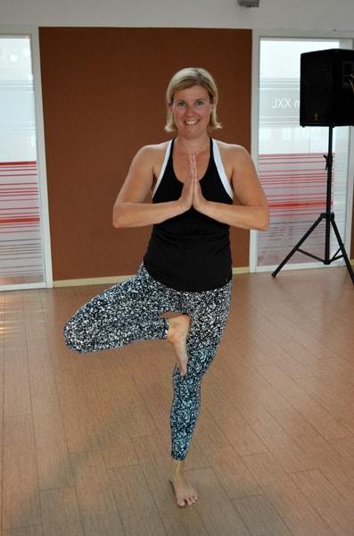 Melanie - Yoga