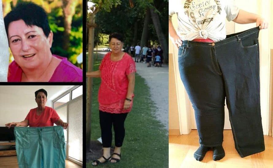 Zwei Frauen Vorher-/Nachher-Bilder - Vitalstoffkur